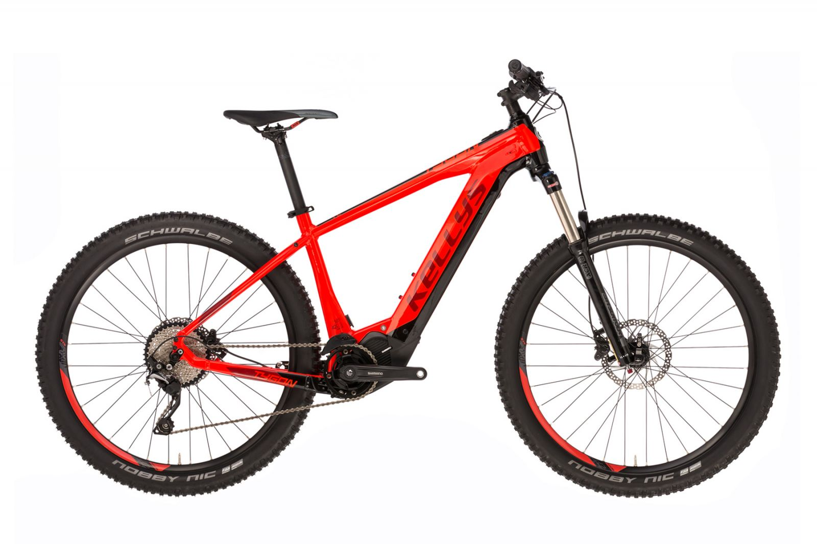 "KELLYS K19218 Tygon 50 27.5"" Red L 2019 Kellys Bicycles"