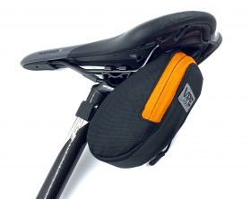 Brašna Vape M2 pod sedlo 17x8x7 cm reflex logo orange