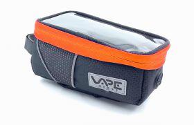 Brašna Vape SMB na rám pro smartfone Oranžová fluo