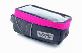 Brašna Vape SMB na rám pro smartfone rúžová