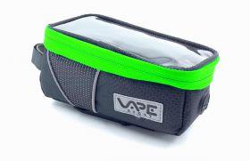 Brašna Vape SMB na rám pro smartfone zelená fluo
