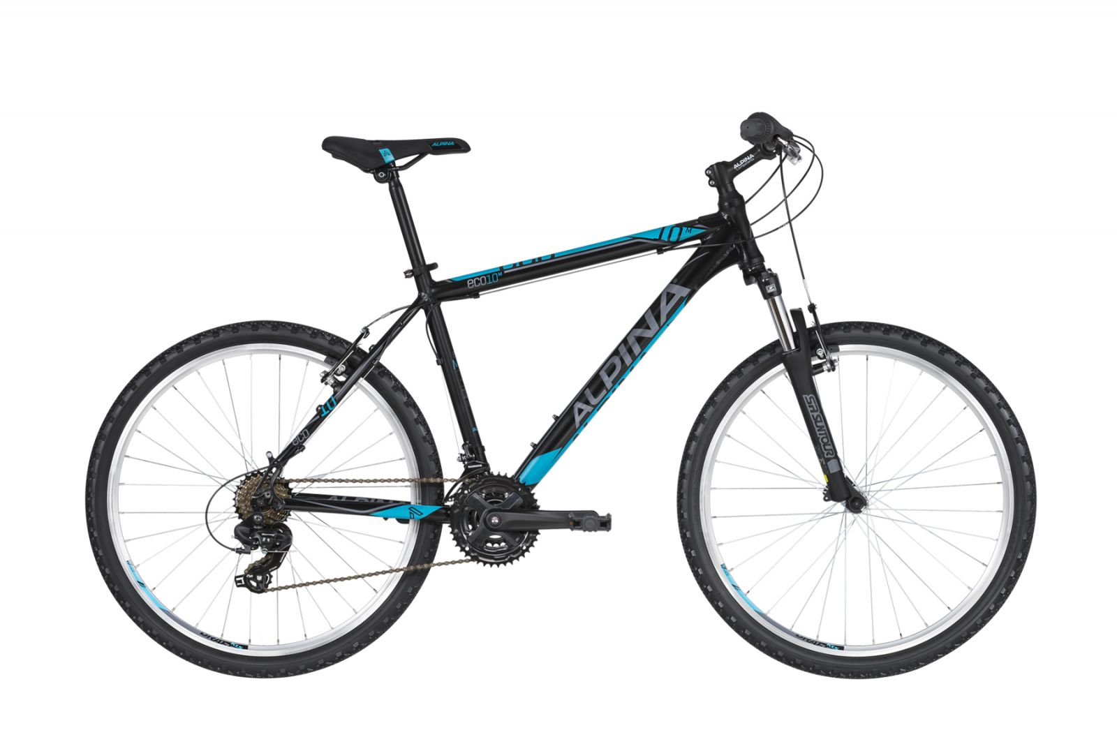 "KELLYS ALPINA ECO M10 Black XXS 26"" Kellys Bicycles"