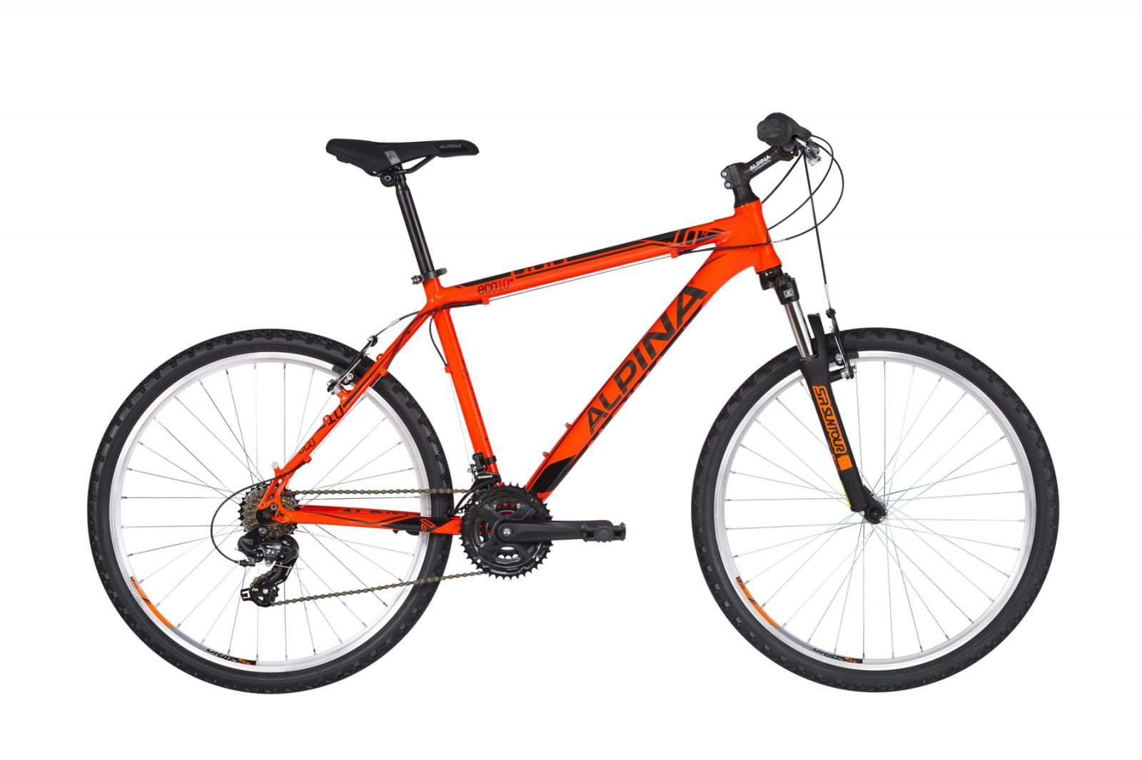 "KELLYS ALPINA ECO M10 Neon Orange M 26"" Kellys Bicycles"
