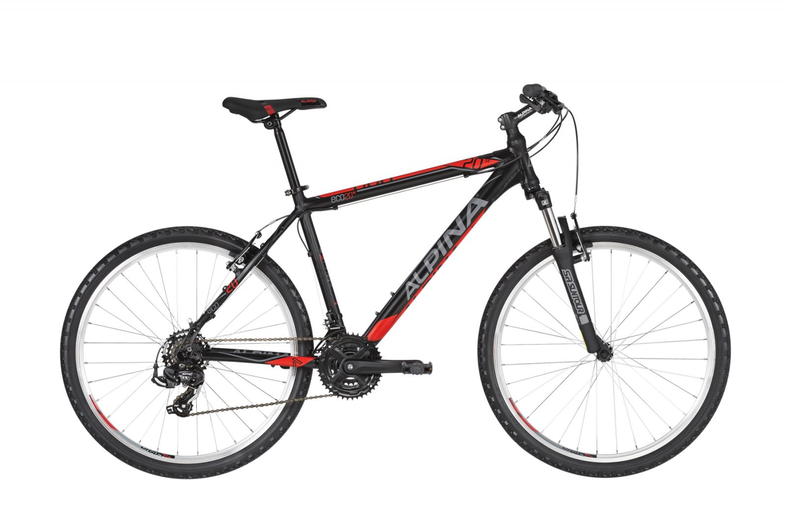 "KELLYS ALPINA ECO M20 Black XS 26"" Kellys Bicycles"