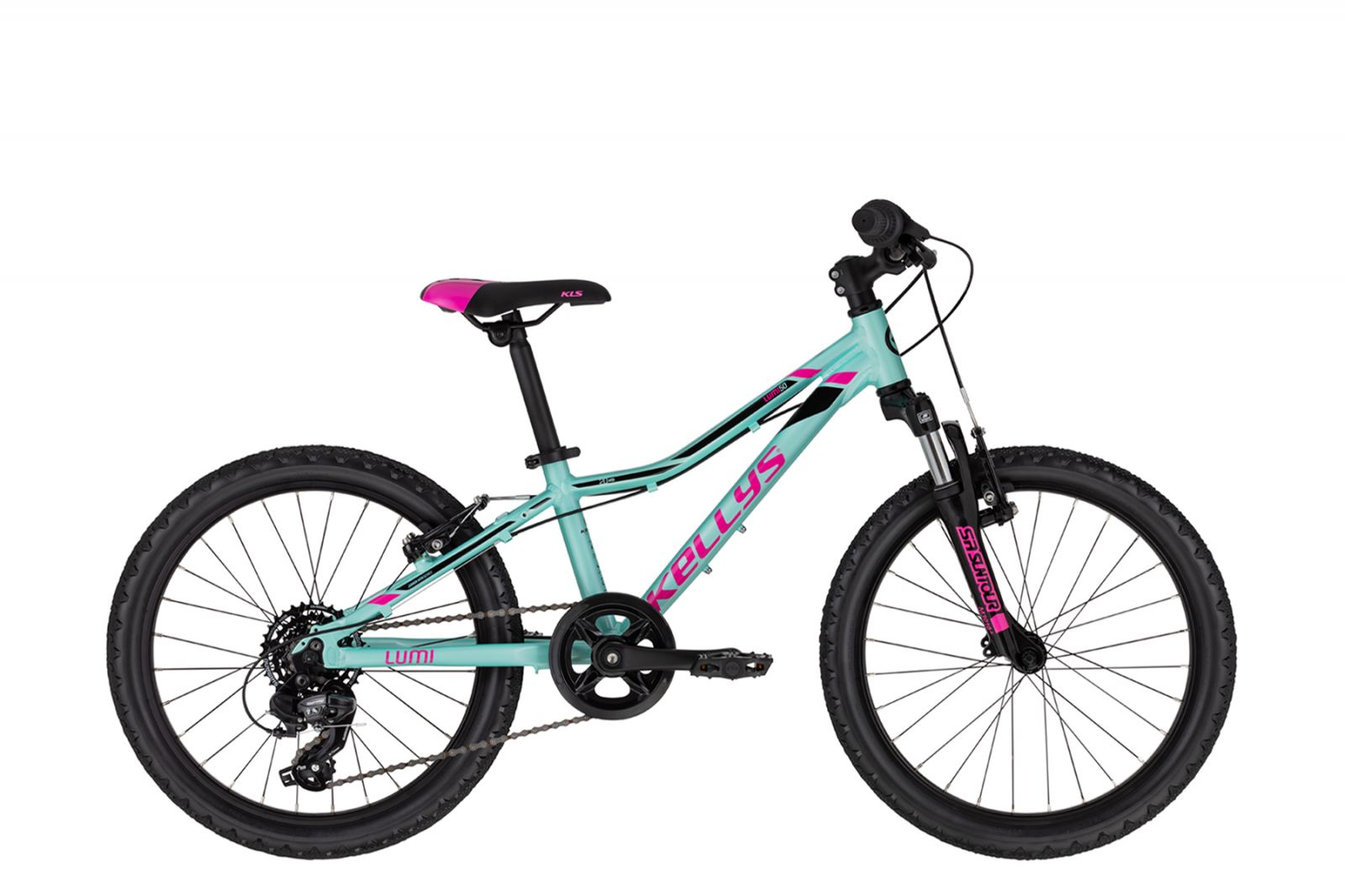 "KELLYS Lumi 50 Pink Blue 20"" Kellys Bicycles"