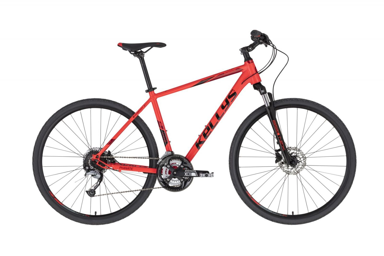 KELLYS Phanatic 10 Red S Kellys Bicycles