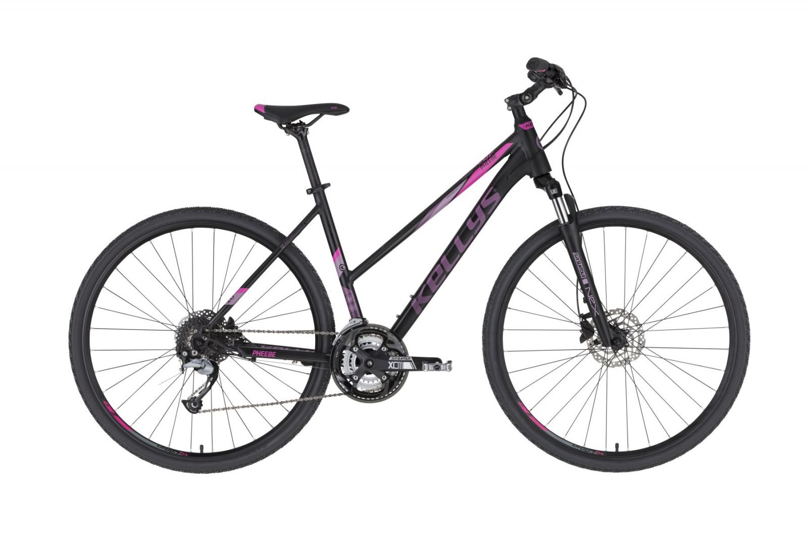 KELLYS Pheebe 10 Dark Purple M Kellys Bicycles