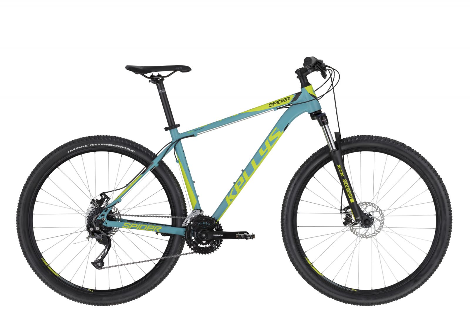 "KELLYS Spider 10 Turquoise XS 27.5"" Kellys Bicycles"