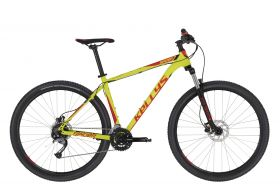KELLYS Spider 30 Neon Lime  XS 27.5""