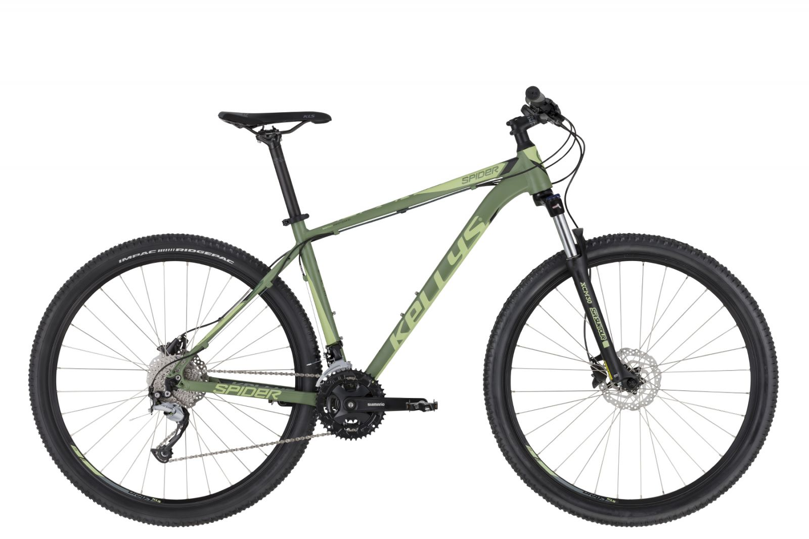 "KELLYS Spider 50 Sage Green L 29"" Kellys Bicycles"
