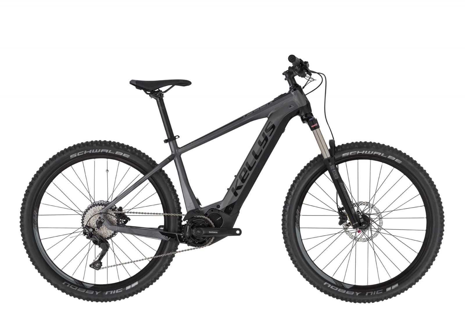 "KELLYS Tygon 50 Black L 27.5"" 630Wh Kellys Bicycles"