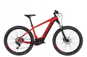 "KELLYS Tygon 50 Red M 27.5"" 630Wh"
