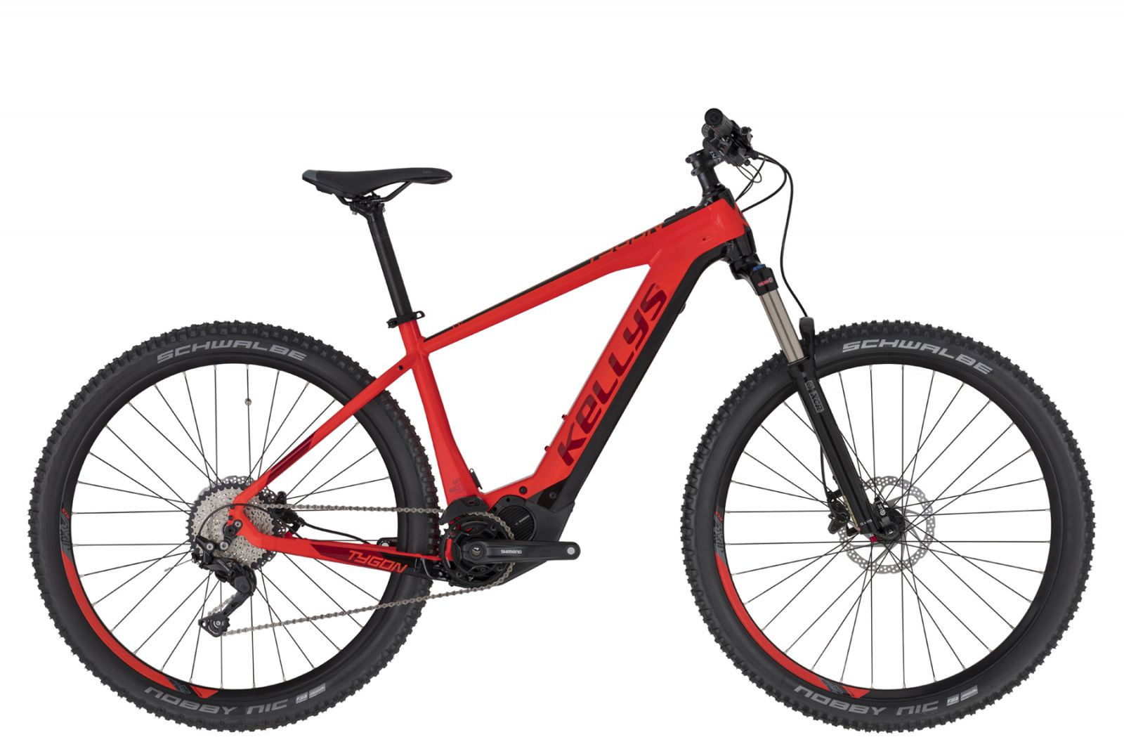 "KELLYS Tygon 50 Red M 29"" 630Wh Kellys Bicycles"