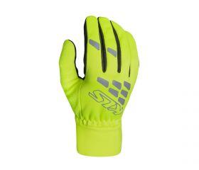 KELLYS Zimní rukavice KLS Beamer neon M