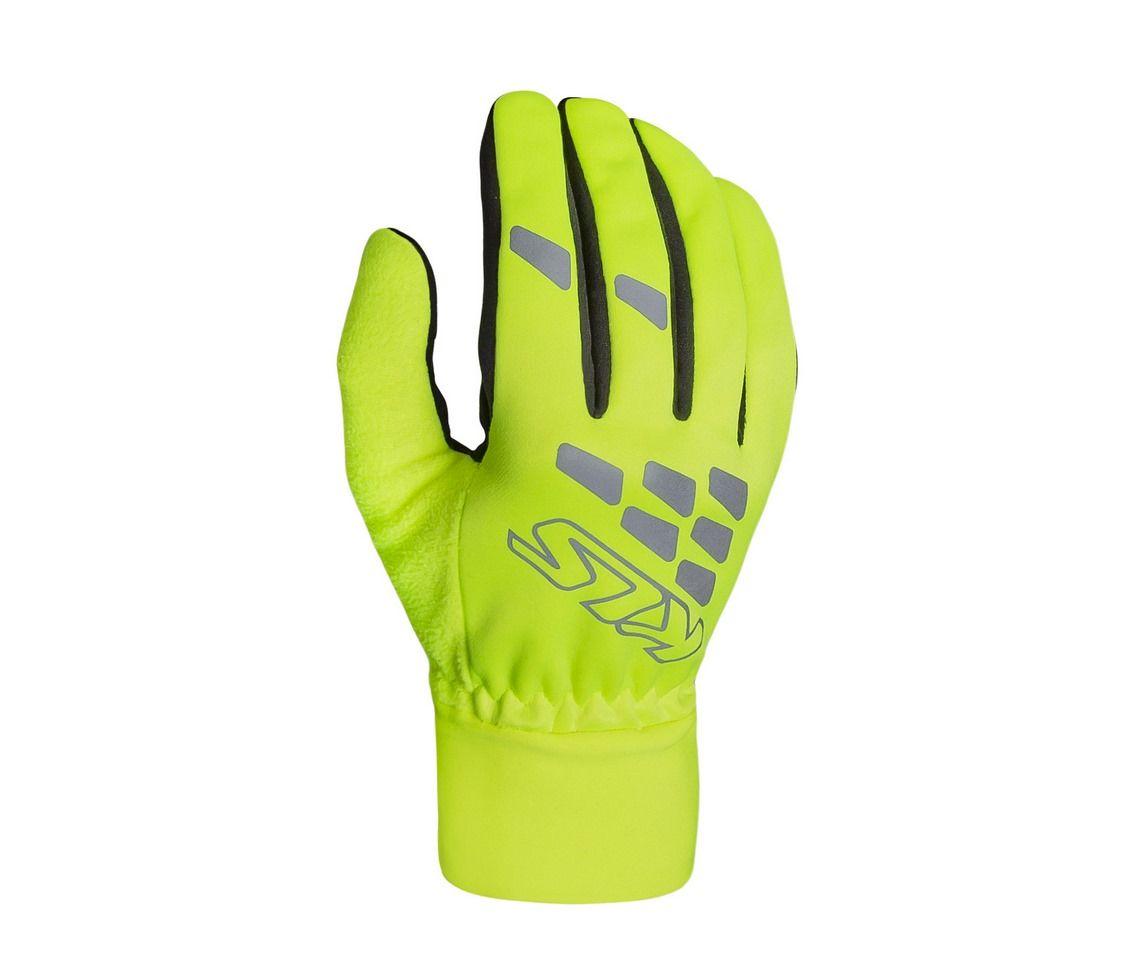KELLYS Zimní rukavice KLS Beamer neon S Kellys Bicycles