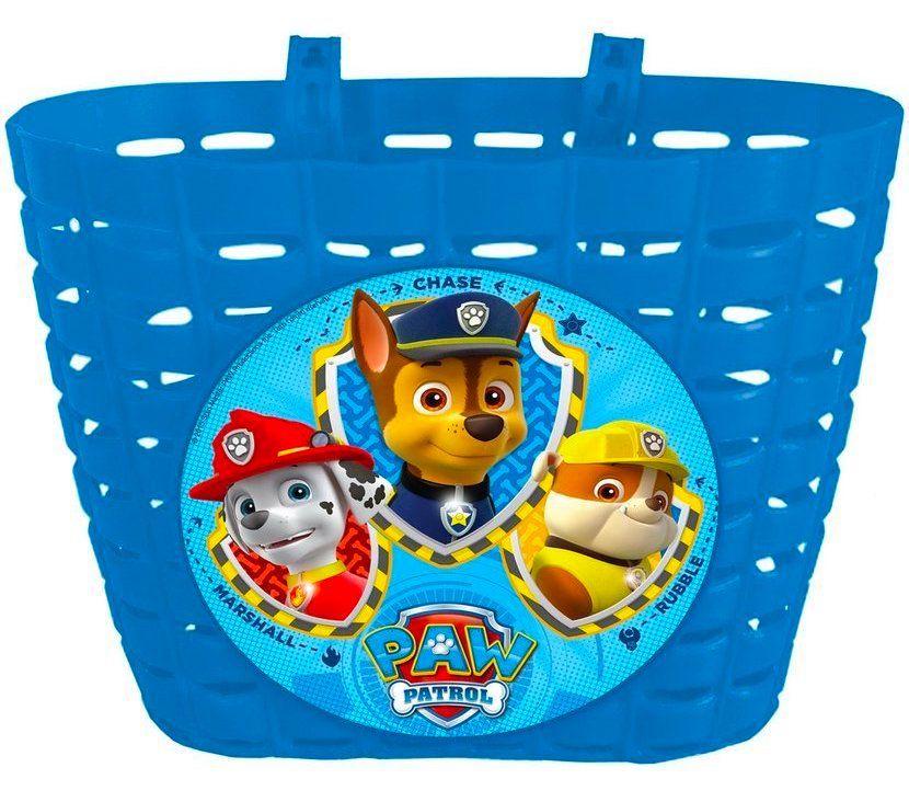 Košík Paw Patrol na řídítka Disney Paw Patrol