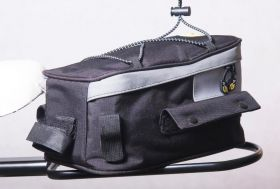 Brašna Sport Arsenál 490 s nosičem na sedlovku 26x14x13cm max 3kg !