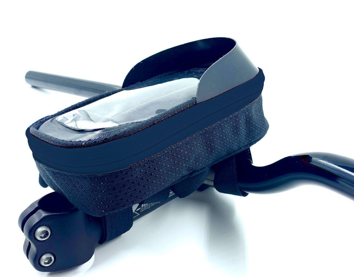 """Brašna Vape Transformer 6.5"""" na řídítka pro smartfone černá"""
