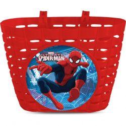 Košík Spiderman na řídítka Disney