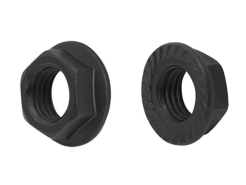 Matice středové osy k dotažení klik 1ks cerná Shimano