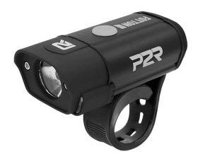 Světlo přední P2R FOTTON 400 lumenů 1x SuperBright LED USB černá