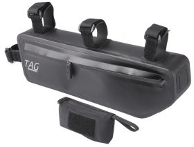 Brasna Extend TAG expediční voděodolná úprava 37 x 12 x 6 cm černá