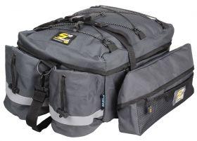Brašna Sport Arsenál 599 spacáková na nosič až 22 L černá