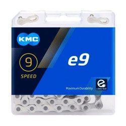 Řetěz KMC e9 9Speed + spojka e9 - ELEKTROKOLO