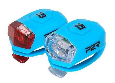 Sada bezpečnostního osvětlení P2R FREYO 3f light blue