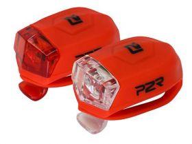 Sada bezpečnostního osvětlení P2R FREYO 3f red
