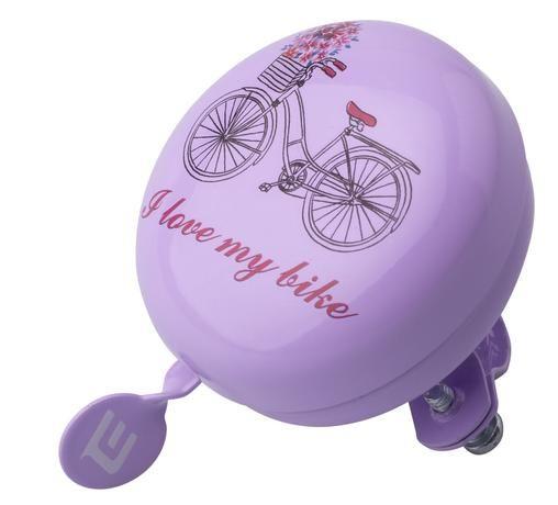Zvonek Extend TILONG purple bike