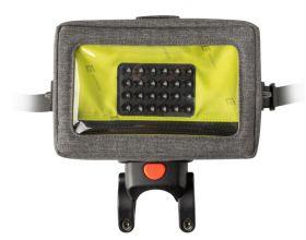 Brašna Extend NAVIQ s QR držákem na řídítka 4L černá