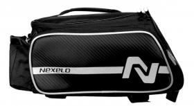 Brašna Nexelo na nosič velká černá