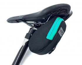 Brašna Vape M2 pod sedlo 17x8x7 cm reflex logo surf blue