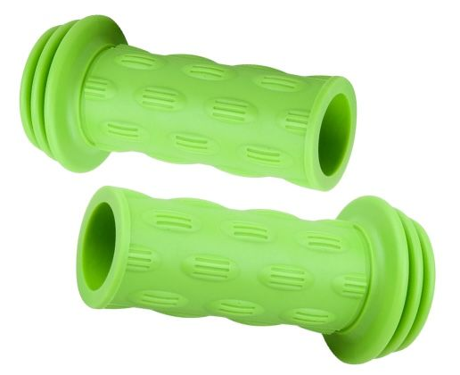 Dětské Rukojeti PRO-T Color 503 gripy 2ks L+R zelené