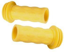 Dětské Rukojeti PRO-T Color 503 gripy 2ks L+R žluté