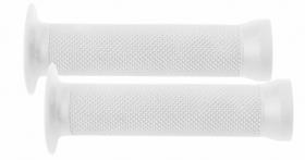 Gripy galaxy BMX gumová 130mm bílá
