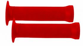 Gripy galaxy BMX gumová 130mm červená
