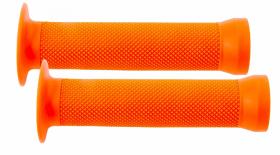 Gripy galaxy BMX gumová 130mm oranžová