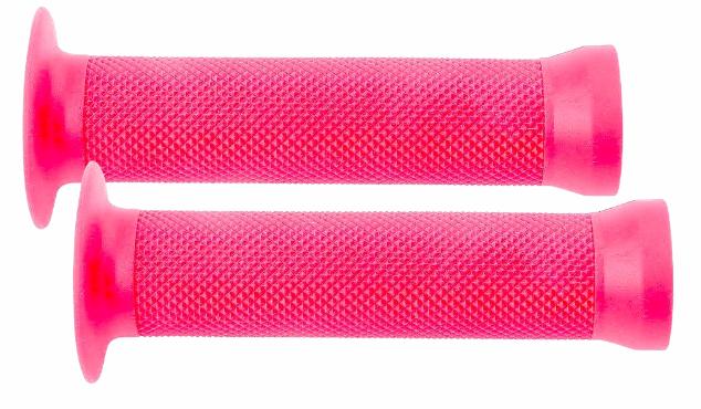Gripy galaxy BMX gumová 130mm růžová