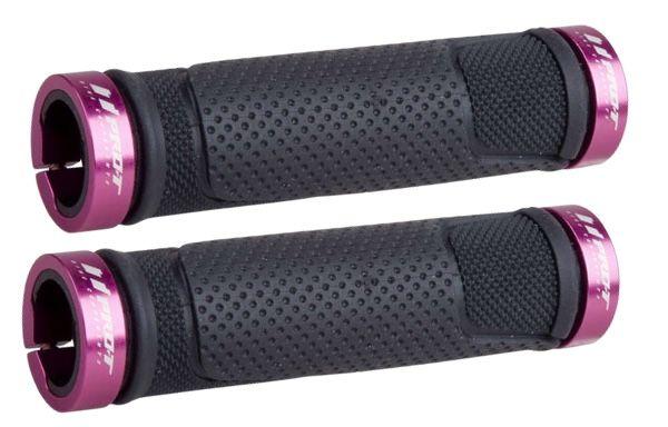 Gripy ProT 308 zajišťovací šroubky růžová Pro-T