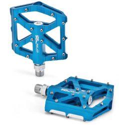 Pedály XLC MTB / Trekking-pedál PM-M12 průmysl AL modrá