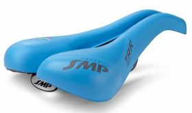 Sedlo SMP Selle TRK men medium NEW desing Light Blue