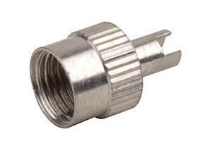 Čepička AV s klíčkem na ventilek 1ks