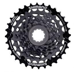 Kazeta 7 Shimano HG20 12-32z černá