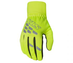 KELLYS Zimní rukavice KLS Beamer neon M Kellys Bicycles