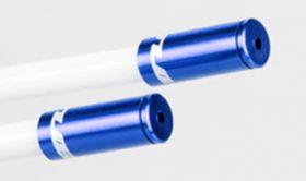 Koncovka Bowdenu GUB brzdová elox 5mm 1ks modrá Bike tuning centrum