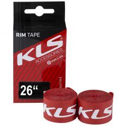 "Páska ráfku KLS 26"" 559x16 2ks v krabičce"