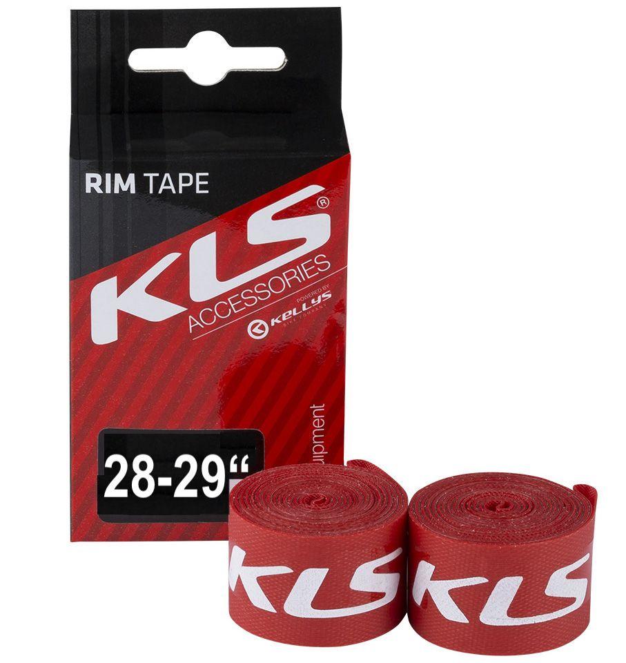 """Páska ráfku KLS 28-29"""" 622x16 AV 2ks v krabičce"""
