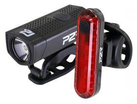 Sada bezpečnostního osvětlení P2R Lumoix 30 P+Z 350 lůmenů
